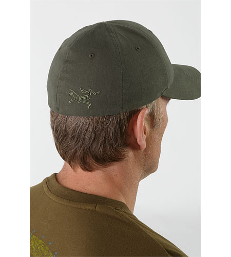 a7ea6d74b6e6f5 This durable Flexfit® ball cap has a stiff brim/front panel and breathable  mesh polyester back.